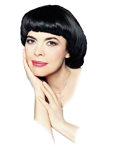 Biography Mireille Mathieu Official Website
