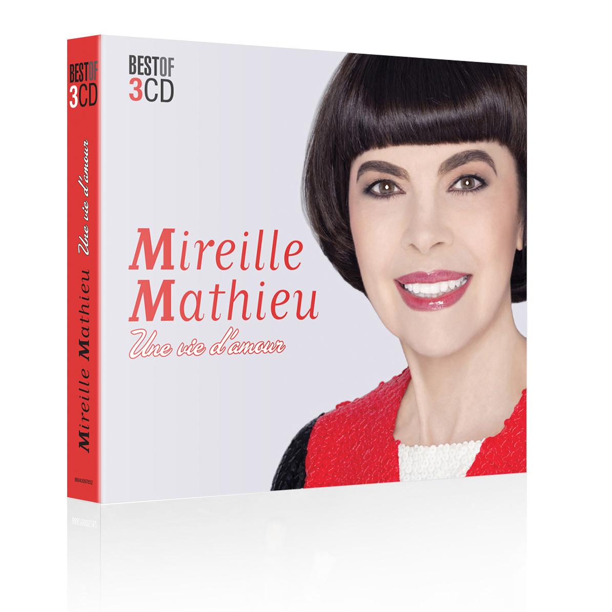 Mireille Mathieu - Une Histoire D'Amour (Du Film