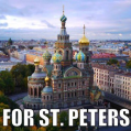 Pray for Saint Petersbourg 1